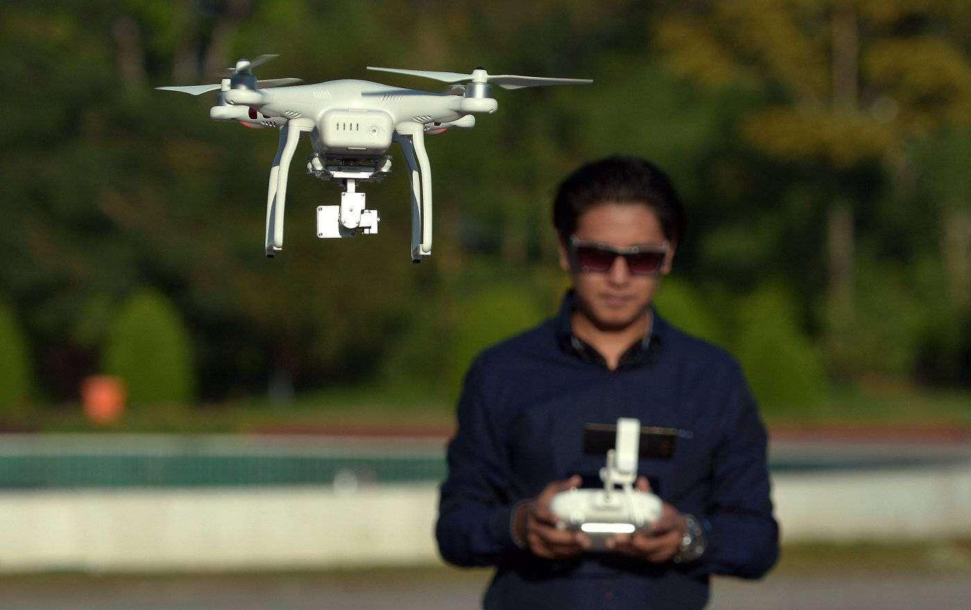W FAA zarejestrowało się do tej pory 45 000 posiadaczy dronów