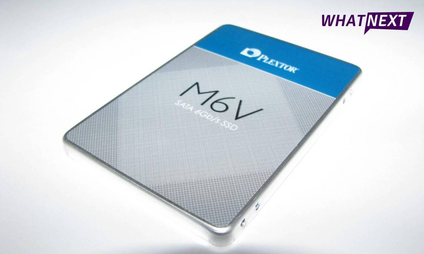 Test dysku SSD Plextor M6V 128 GB