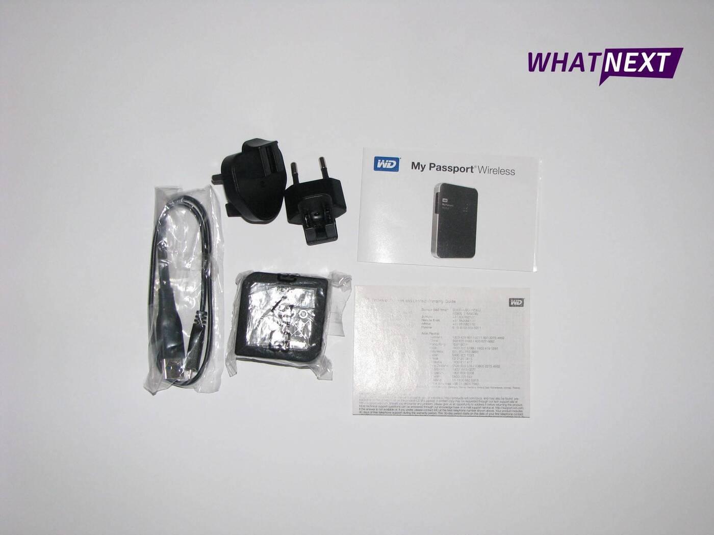 Test dysku zewnętrznego WD My Passport Wireless 1 TB