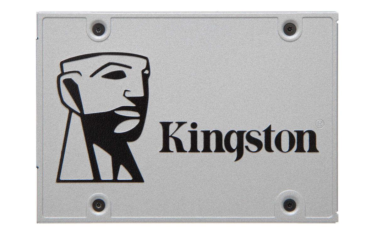 Test dysku SSD Kingston UV400 480 GB