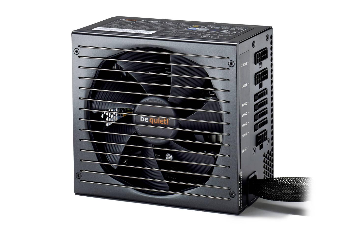Test zasilacza be quiet! Straight Power 10 500W CM