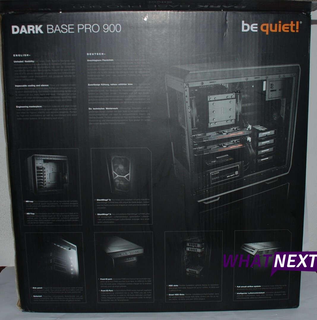 Test obudowy be quiet! Dark Base Pro 900