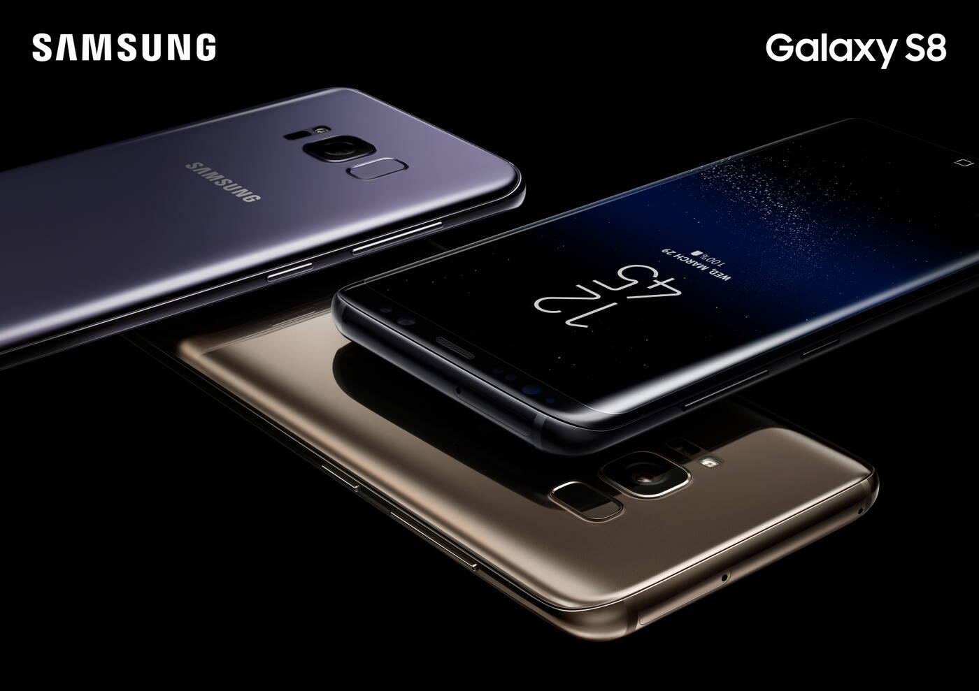 Samsung Galaxy S8 i S8+ nie dostaną już aktualizacji