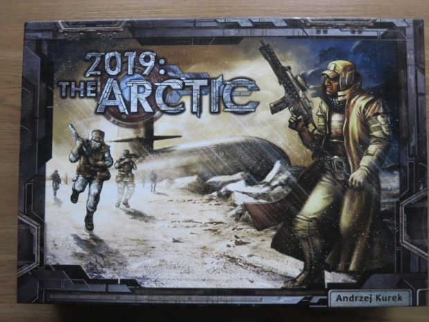 gra planszowa 2019: the ARCTIC