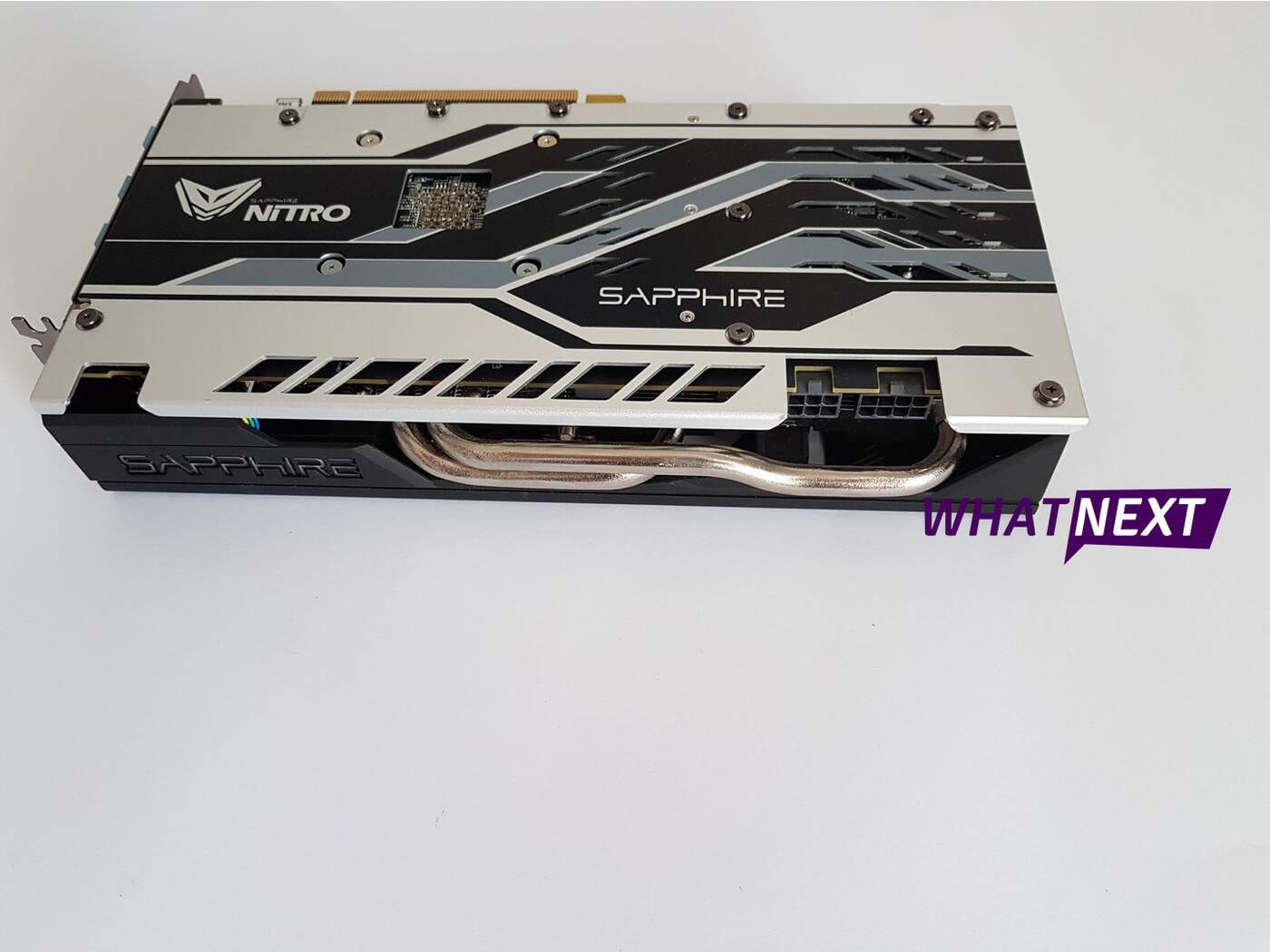 Test karty graficznej Sapphire Radeon RX 580 Nitro+ 8 GB