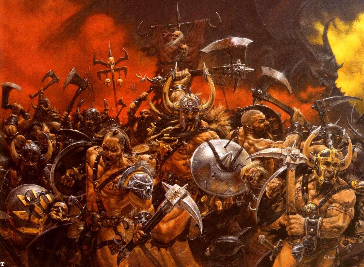 Inne spojrzenie na Chaos w Starym Świecie
