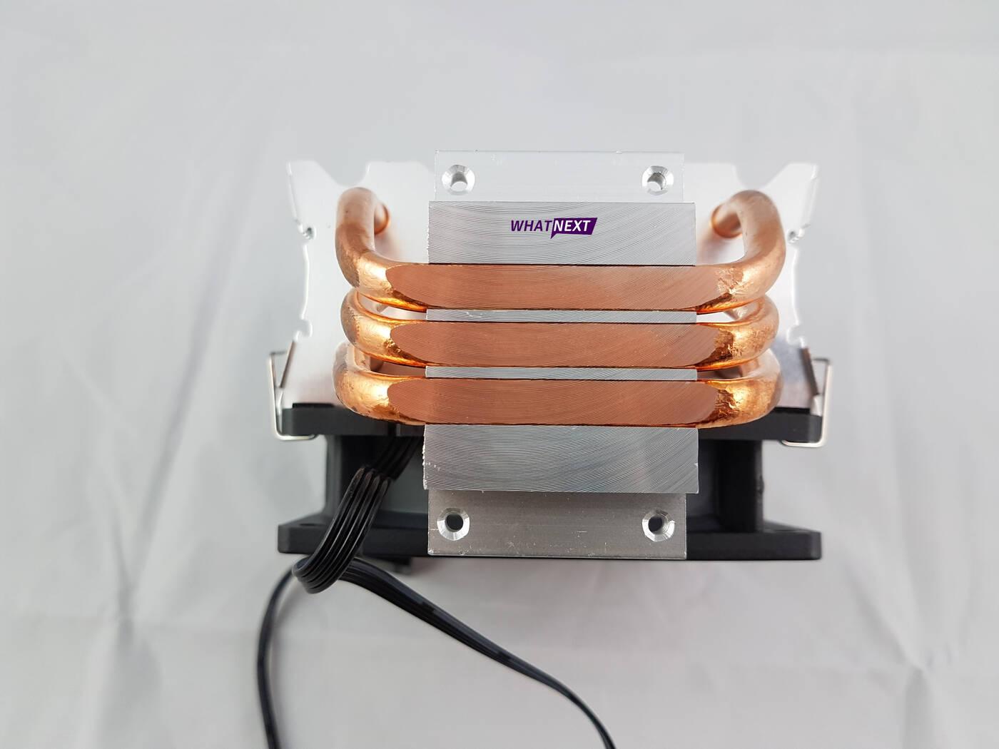 Test chłodzenia Xilence Performance C Series M403 (XC027)