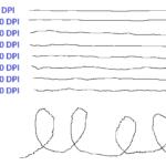 P85 test interpolacji i szumów