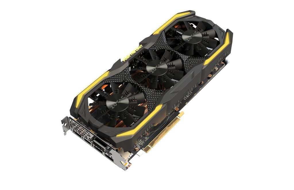 Test karty graficznej ZOTAC GeForce GTX 1070 Ti AMP Extreme