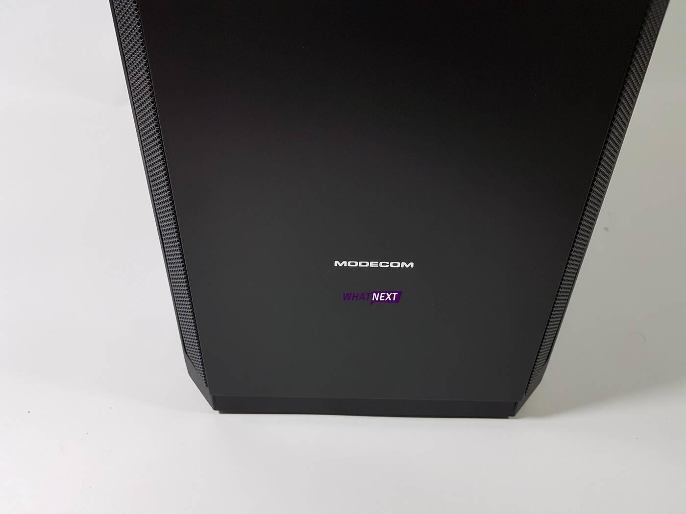 Test obudowy Modecom Oberon Glass