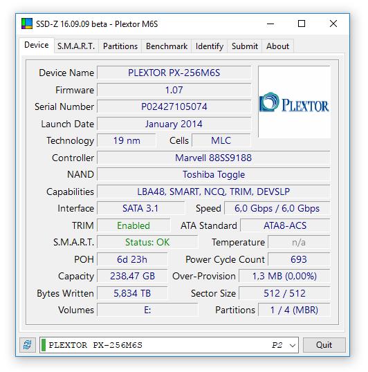 Czy nośnik SSD zwalnia po zapełnieniu?