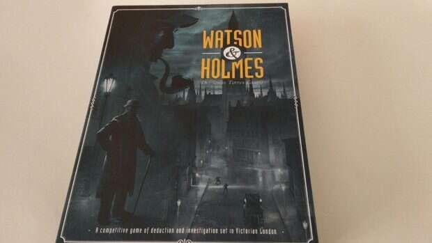 Watson&Holmes pudło