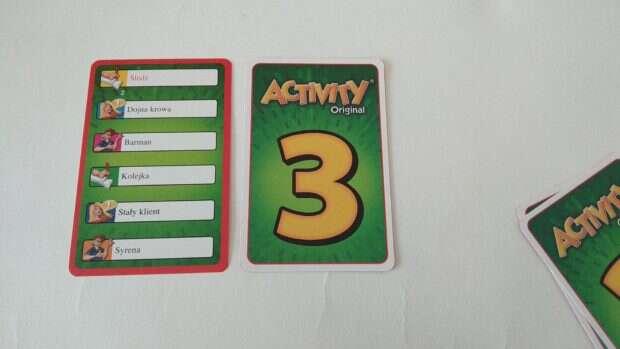 Activity Original karty