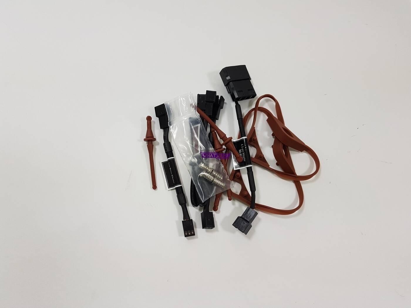 Test wentylatorów Noctua z serii NF-A12x25 oraz NF-P12 redux