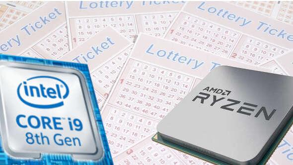 loteria krzemowa