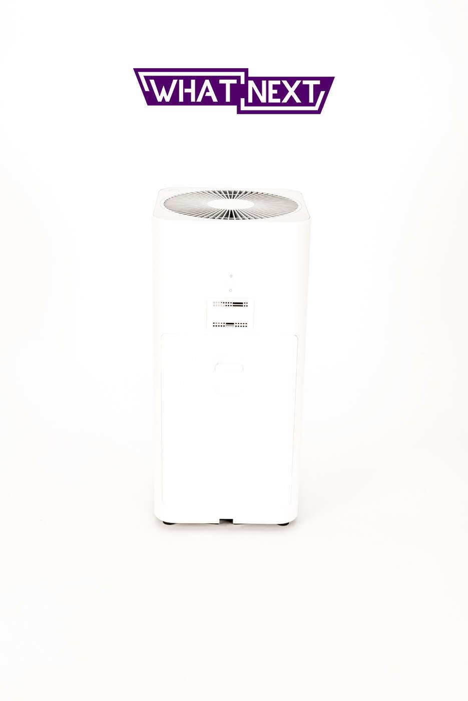 Test Xiaomi Air Purifier 2