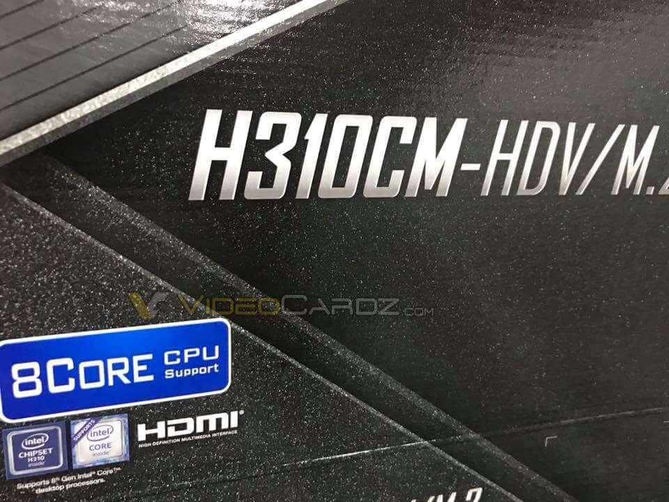 ASRock potwierdza wsteczną kompatybilność 9. generacji Intel Core