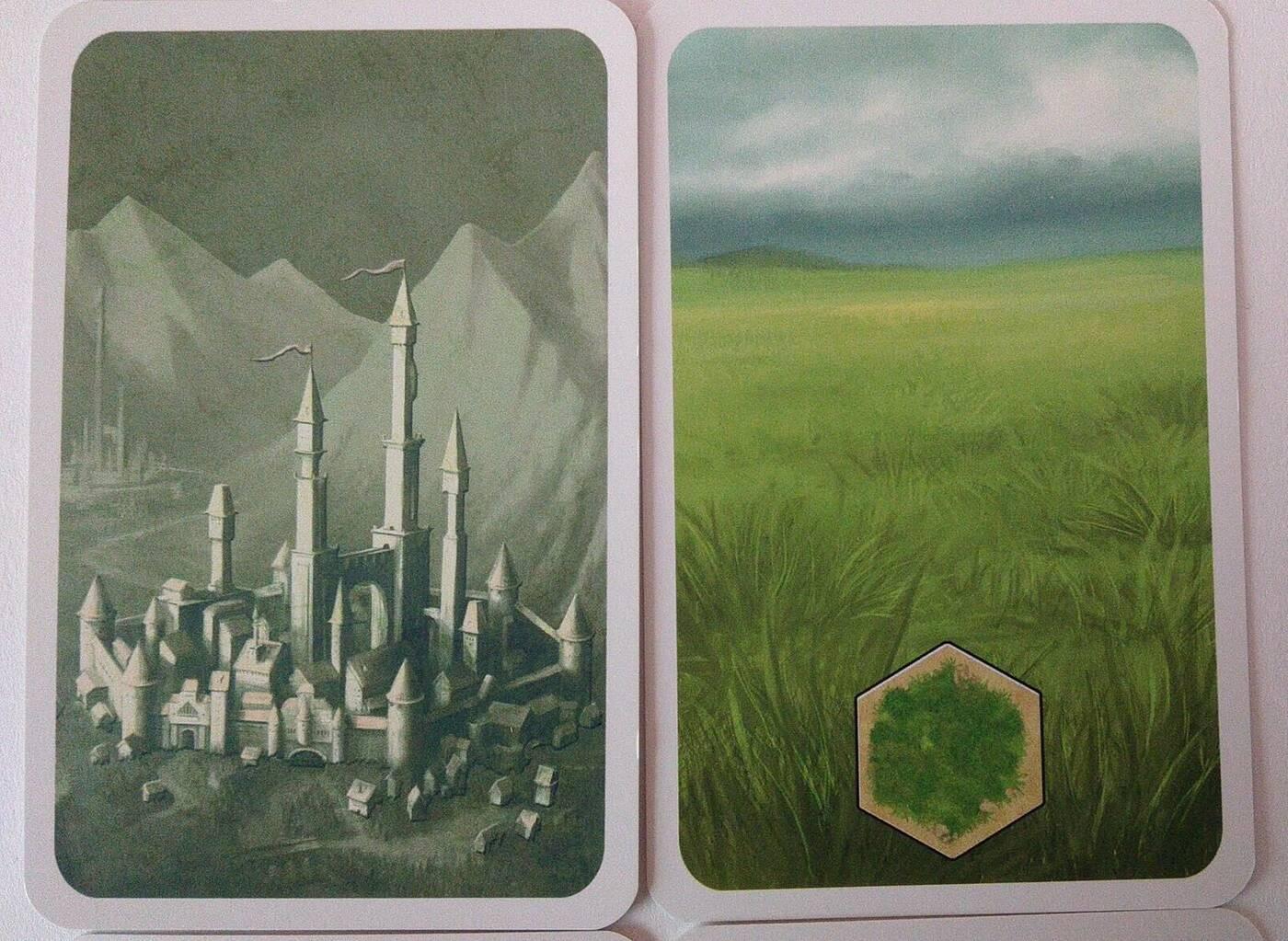 Królestwo w Budowie karty