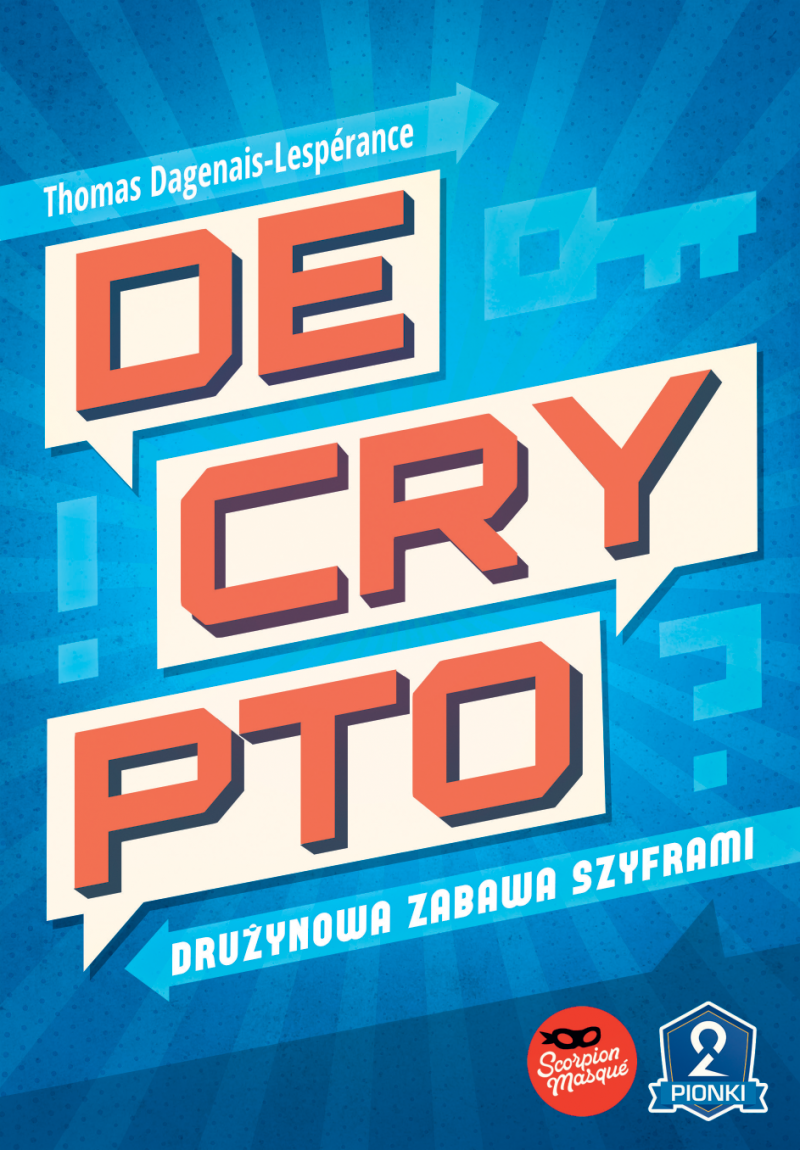 Recenzja gry planszowej Decrypto
