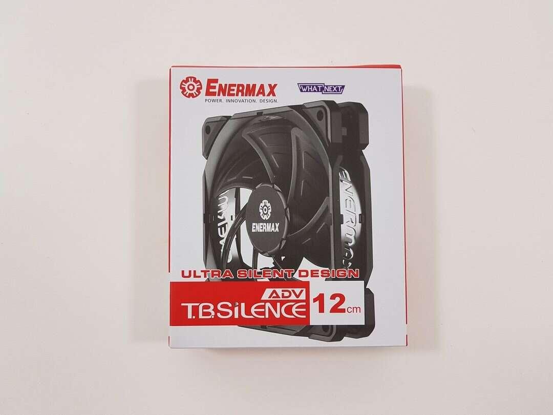 Test wentylatorów Enermax T.B.Silence ADV