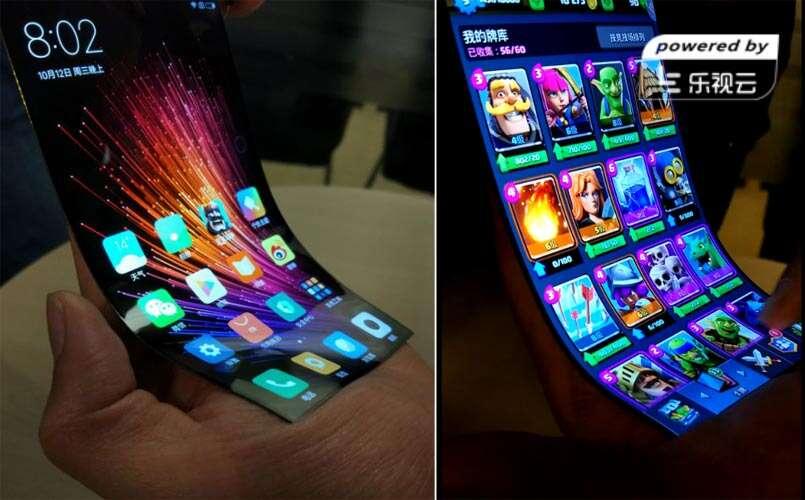 Xiaomi i Oppo planują wypuścić zginane smartfony