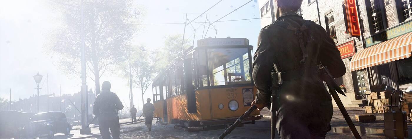Battlefield , Battlefield V, seria, EA, Electronic Arts, DICE,
