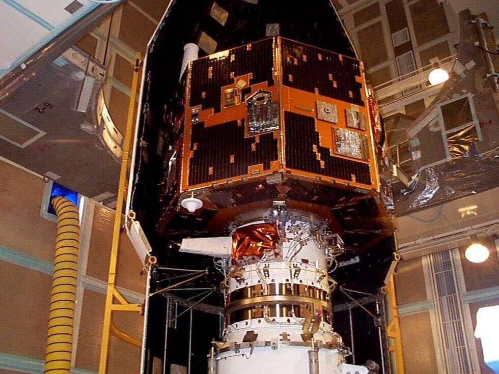 NASA straciła dopiero co odzyskaną satelitę