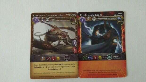 Mage Wars: Akademia karty
