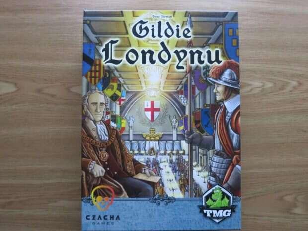 Gildie Londynu pudło