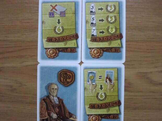 Gildie Londynu karty