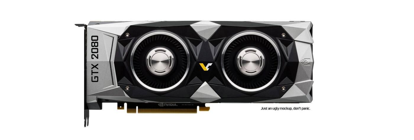 GeForce, GeForce, GTX 1180, GTX, 1180, karta graficzna, GPU, GALAX, Founders Editionhj, dwa wentylatory, referent, autorskie,