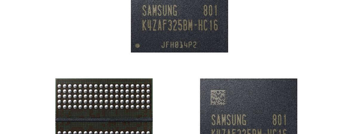 gddr6, vram, GPU, Quadro RTX, samsung, 16 Gb gddr6, pamięć graficzna,RTX, Nvidia, Samsung