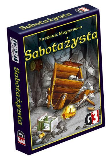 Recenzja gry Sabotażysta
