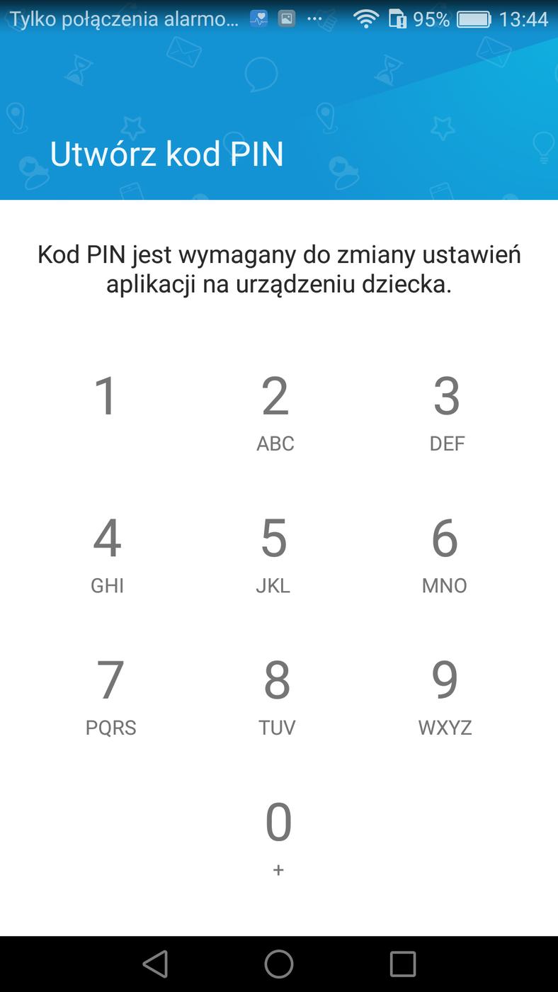 Ochrona telefonu dziecka 2