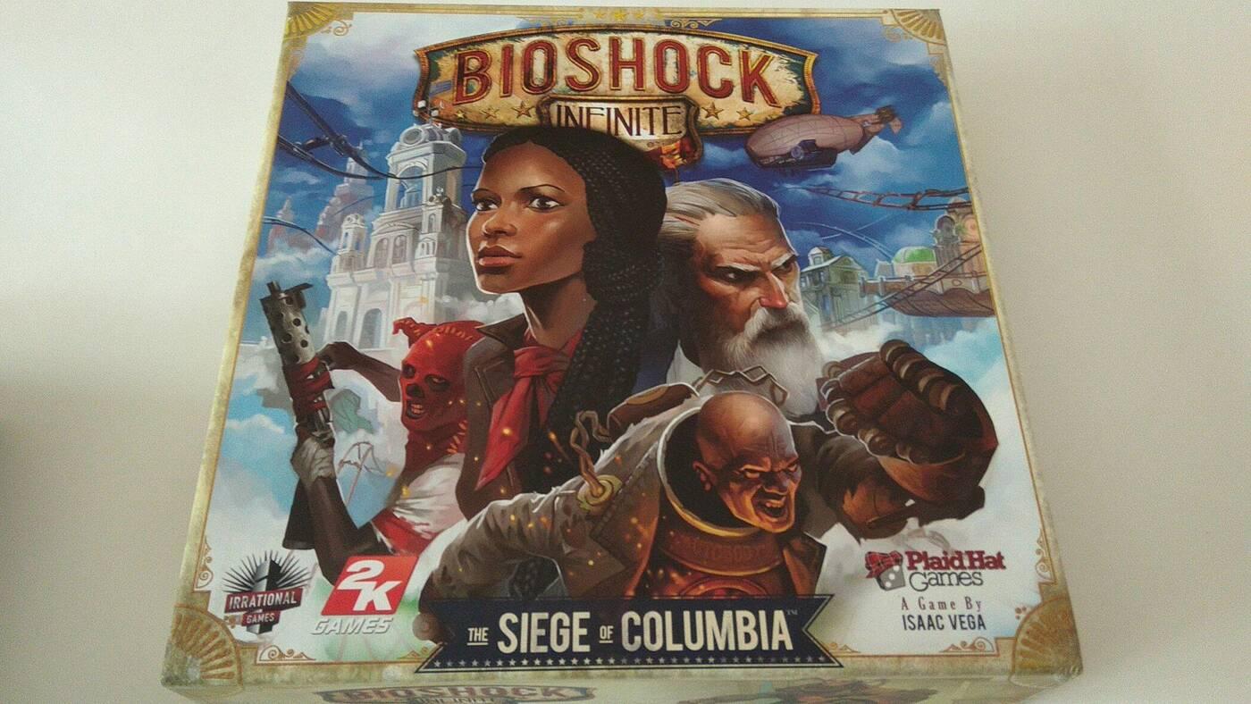 BioShock Infinite: The Siege of Columbia tło