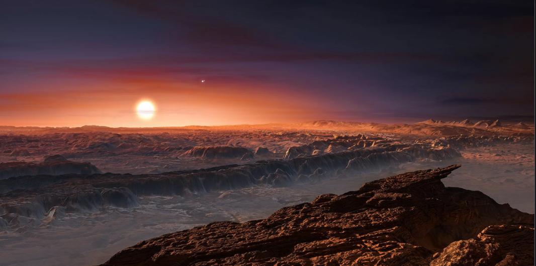 """Najbliższa Ziemi egzoplaneta może być """"wysoce zamieszkiwalna"""""""