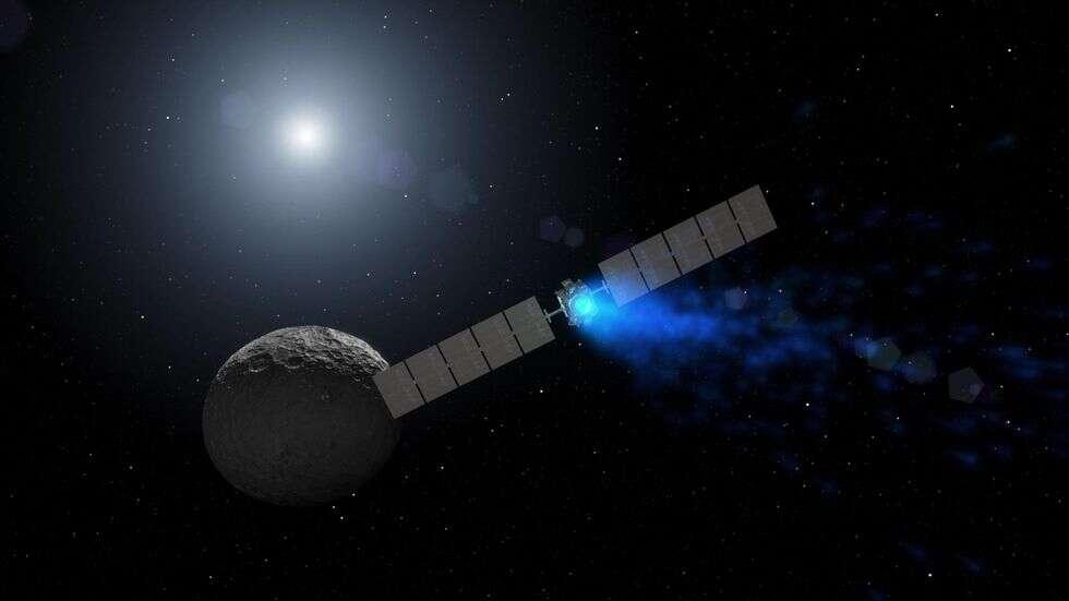 Sondzie kosmicznej Dawn kończy się paliwo