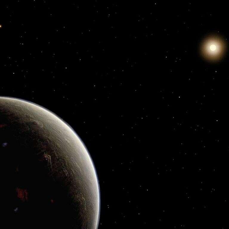 Naukowcy odkryli planetę przypominającą Wolkan ze Star Trek