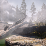 mod Skyrim 3D Trees and Plants