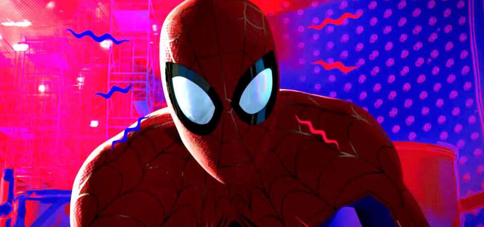 zwiastun Spider-man: Into the Spider-verse