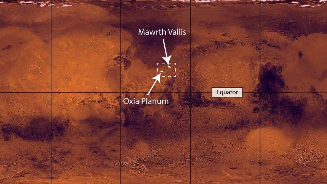 exomars 2020, mars, misja na marsa, lądowanie na marsie, łazik exomars, exomars
