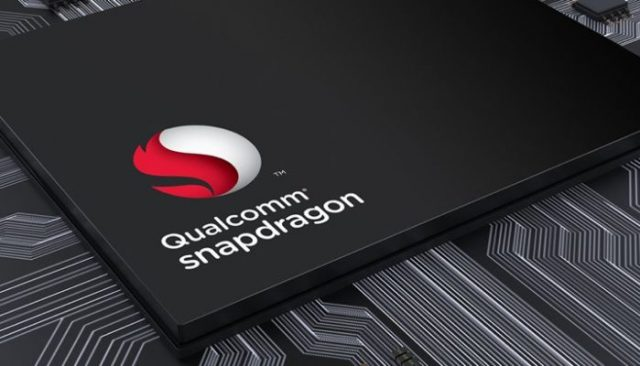 Snapdragon 8150 w bazie Geekbench