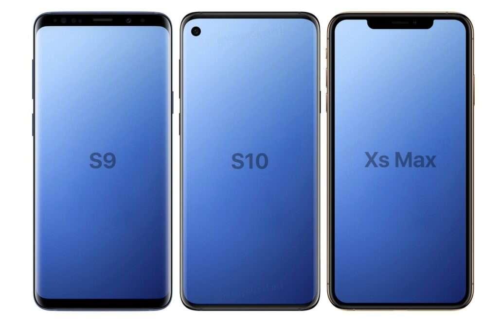 Galaxy S10, samsung Galaxy S10, render Galaxy S10, render samsung Galaxy S10,