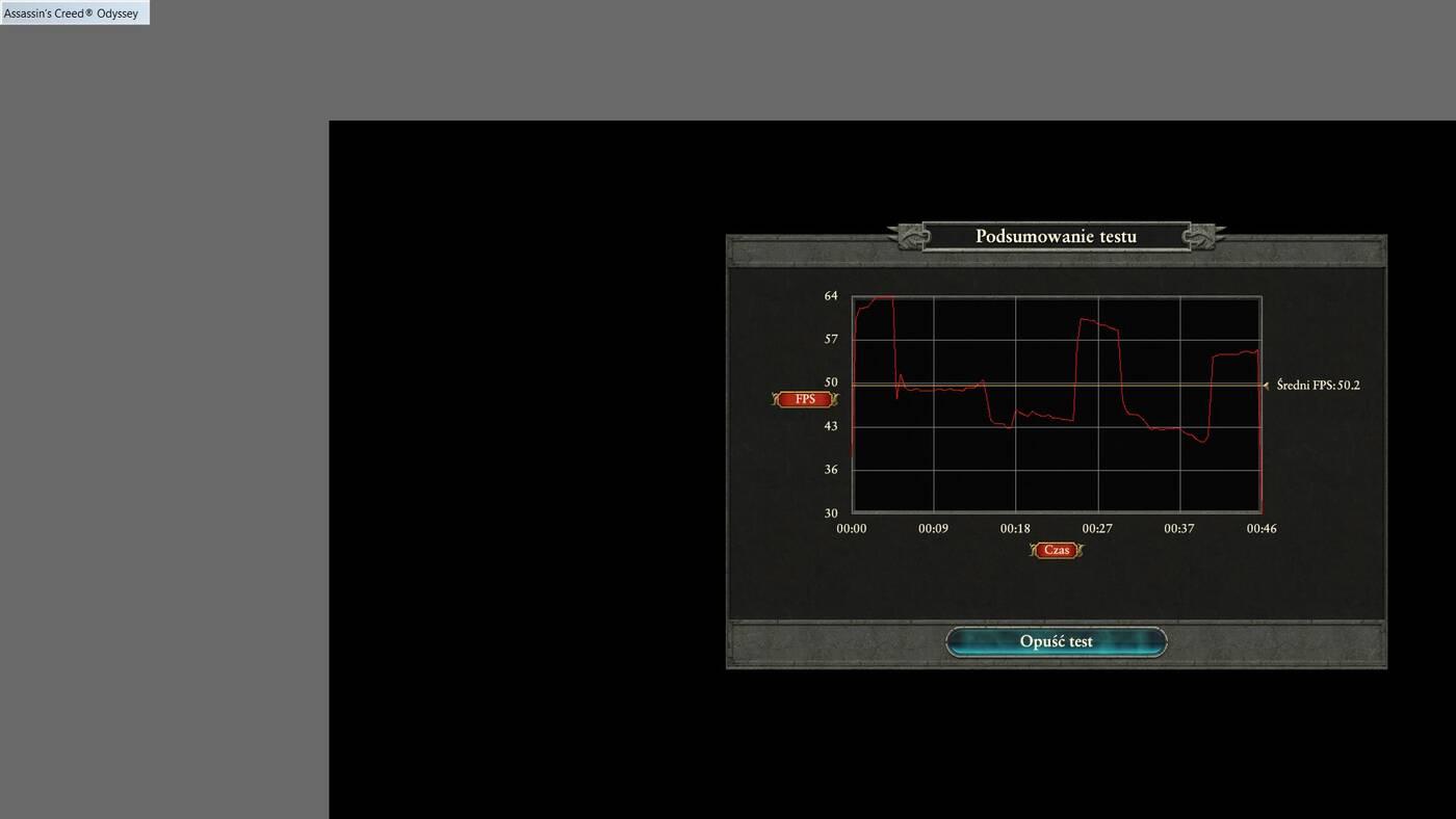 Test laptopa Asus ROG Strix SCAR II GL504GS