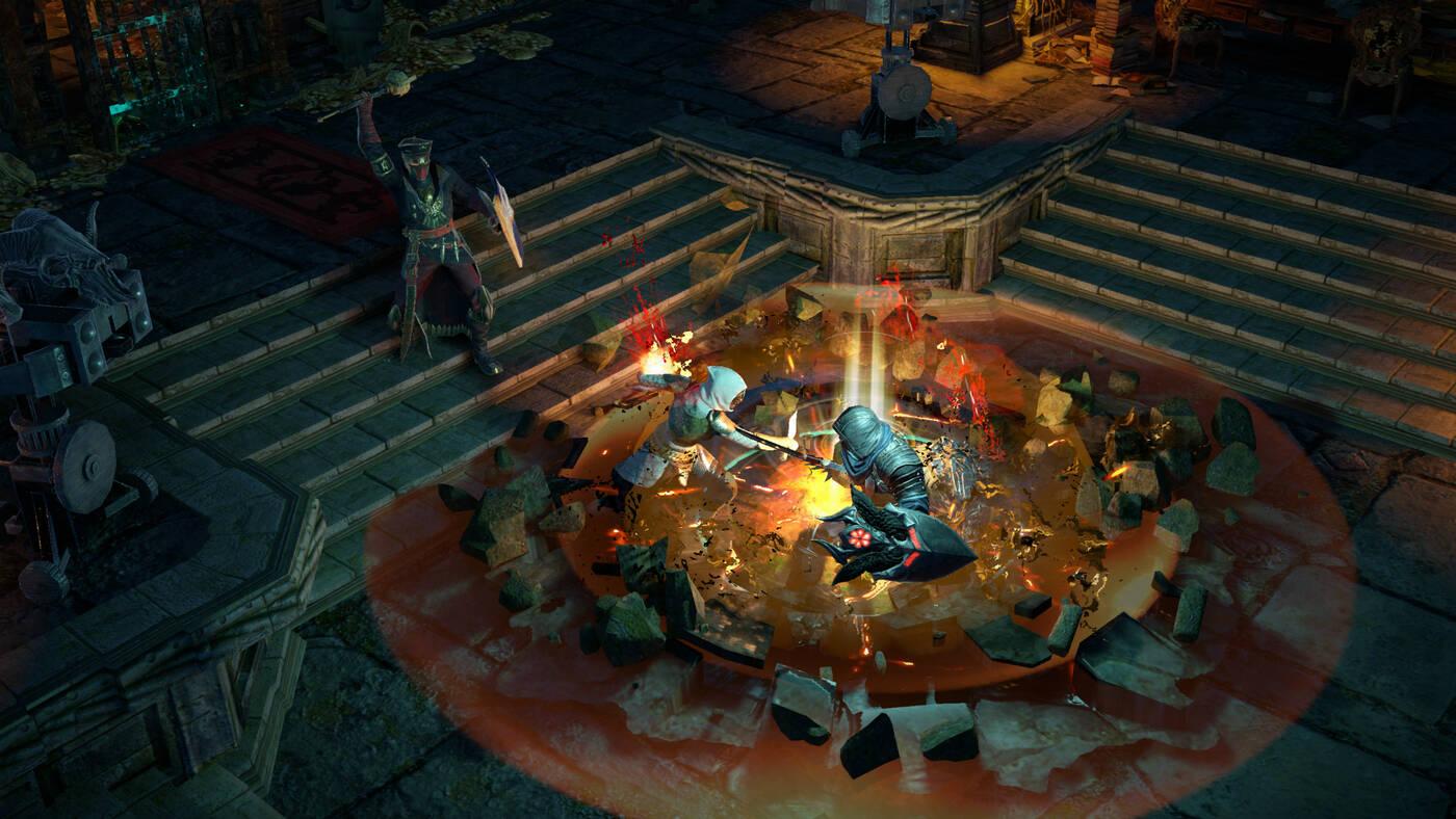 Kolejny cios dla Blizzarda - oto nowy zwiastun Path of Exile: Betrayal!