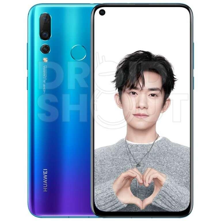 Huawei Nova 4, render Huawei Nova 4, rendery Huawei Nova 4, wygląd Huawei Nova 4