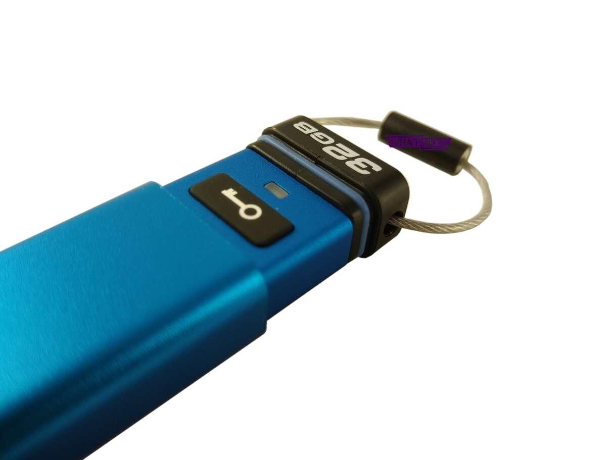 Test pendrive IronKey D300 i DataTraveler 2000