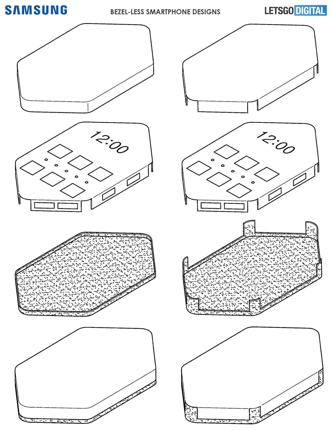Samsung, patent samsung, smartfon Samsung, telefon Samsung,