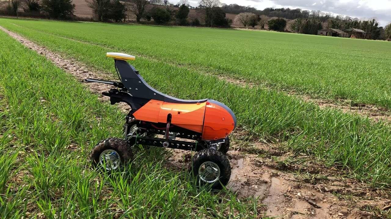 Ta trójka robotów zrewolucjonizuje rolnictwo