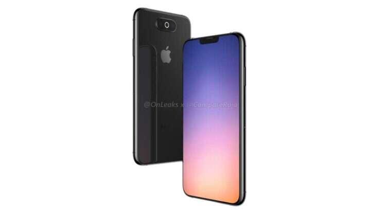 iPhone XI, render iPhone XI, wygląd iPhone XI, design iPhone XI